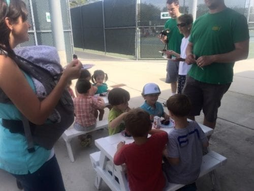 Boca Raton Tennis Birthday Party 10