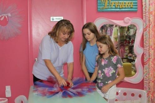 Boca birthday girl JoBella Girls Boutique