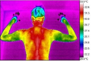Thermography scan as a mom 05