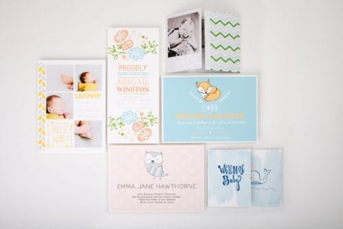 Baby-Announcements 11 2 BasicInvite.com
