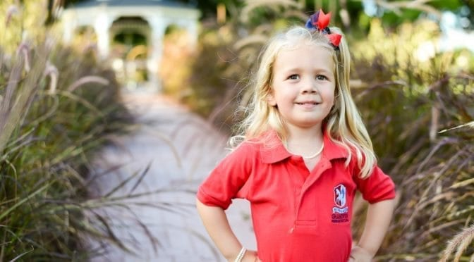 Have the Ultimate Boca Raton Back-to-School Photoshoot