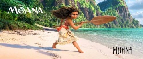Disney's Moana Featured