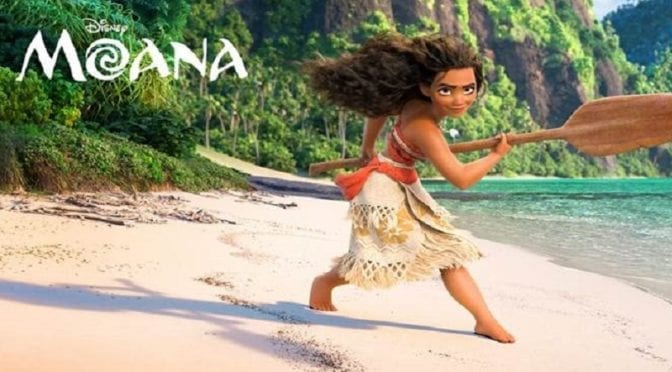 Walt Disney Animation Studios' MOANA Trailer Released