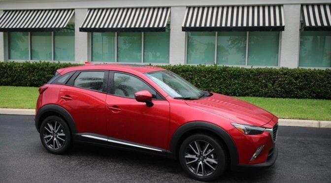 Zipping Around Boca in the 2016 Mazda CX-3
