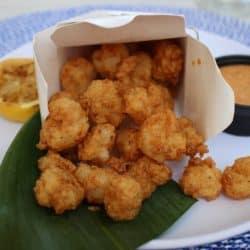 Crispy Key West Rock Shrimp