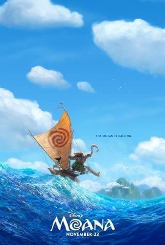 Disney's MOANA Sing-along