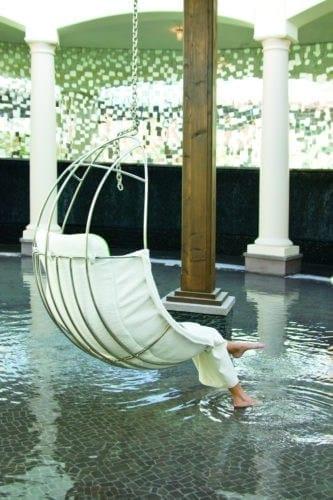 Spa Garden Swing