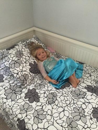 Big Girl Bedroom Makeover in Boca Raton AER