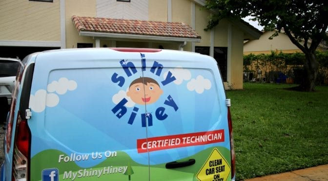 Now Available: On-Demand Car Seat Cleaning at Your Boca Raton Home
