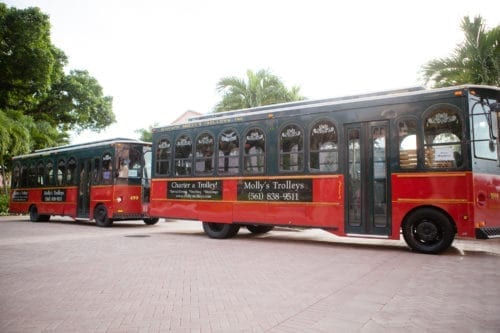 5th Annual Toasts, Tastes and Trolleys Event