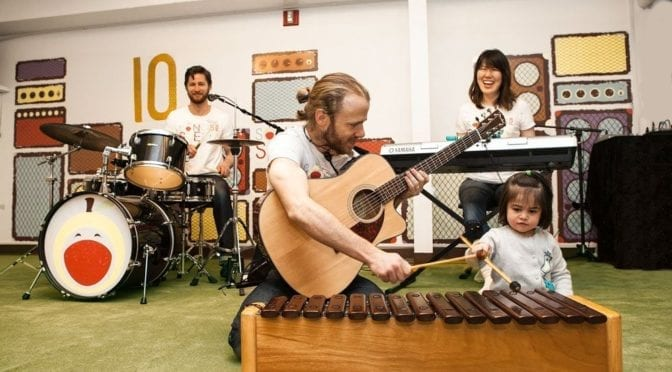 Songs for Seeds Boca Raton: Your Kids Can ROCK OUT While Learning!