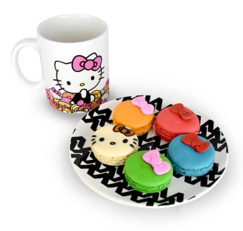 Hello Kitty Cafe Truck in Boca