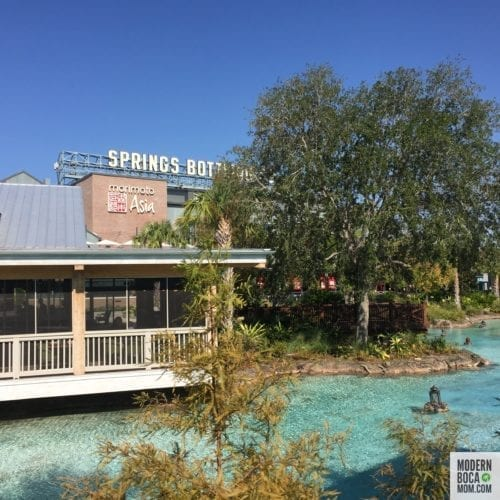 expanded Disney Springs