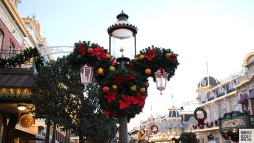 Holiday Magic at Disney World- Modern Boca Mom