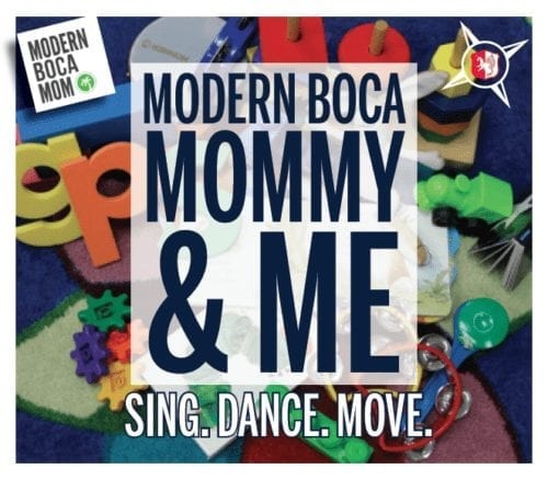 Modern Boca Mommy & Me at Grandview Preparatory School