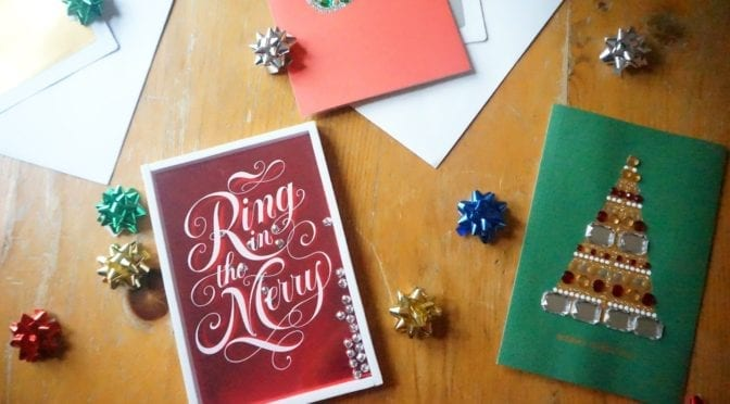 Hallmark Signature Cards for this Holiday Season & Beyond #NoOrdinaryCard