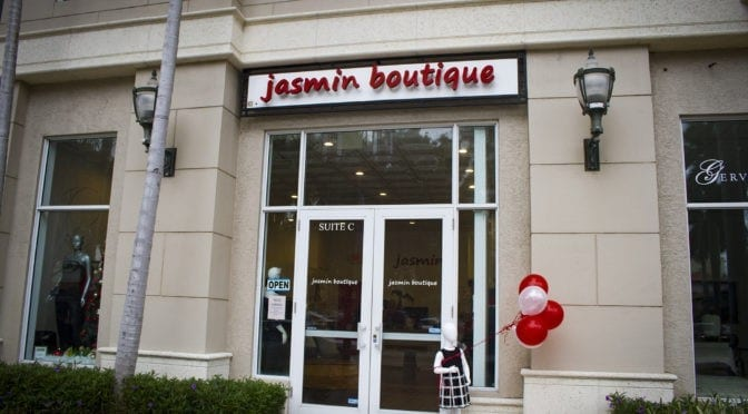 MOMpreneur Monday: Jasmin Boutique Boca Raton
