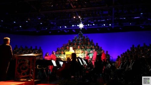 2016 Disney Candlelight Processional