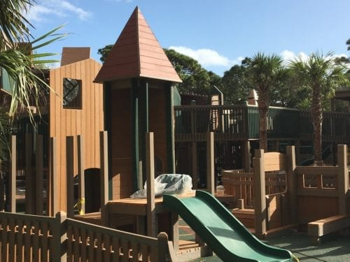 Sugar Sand Park Science Playground Opening
