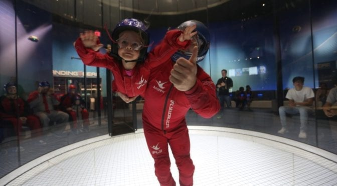iFly With My Family | Indoor Skydiving in Ft. Lauderdale