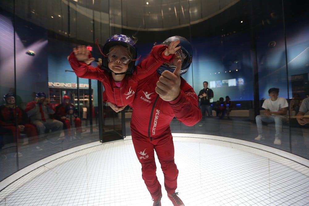 Indoor Skydiving in Fort Lauderdale | iFly Experience with ...