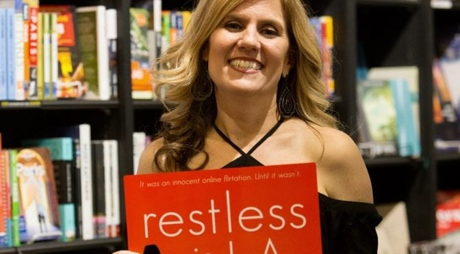 MOMpreneur Monday: Meet the Author of Restless in L.A.