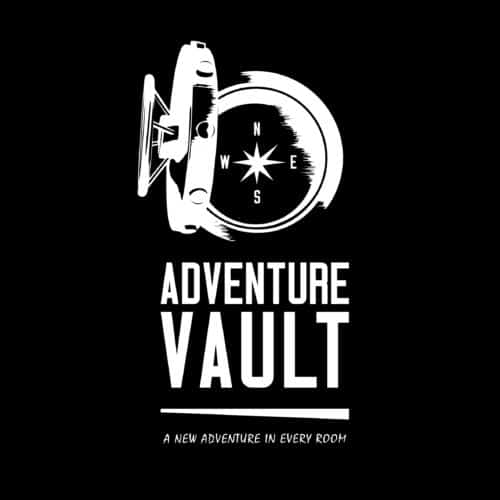 Sherlock escape room at Adventure Vault