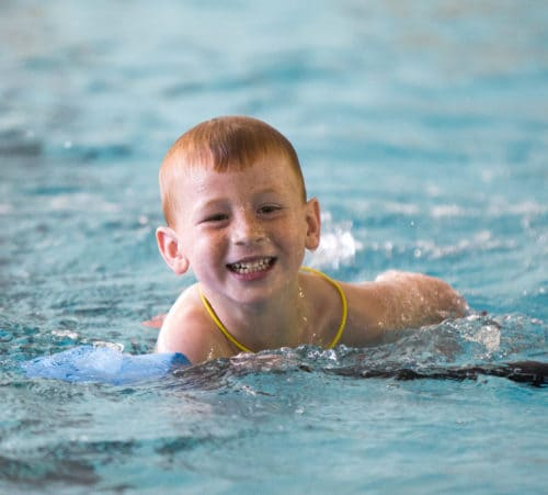 NEW Progressive YMCA Swim Program