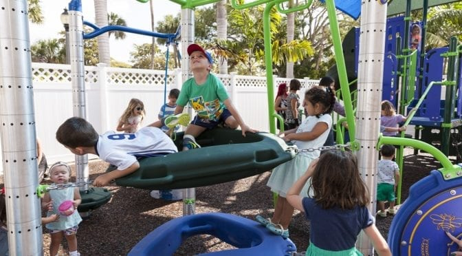 South Florida Science Center Discovery Playground Opens