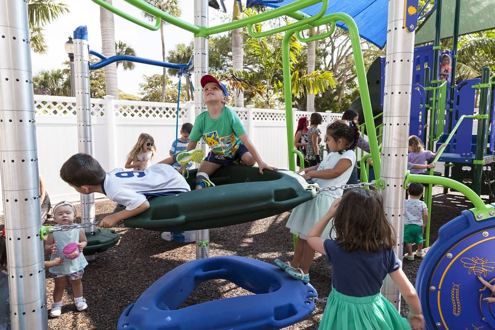 New South Florida Science Center Discovery Playground Opens