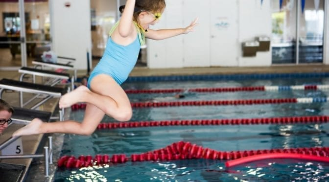 NEW Swim Program Introduced at South Palm Beach County YMCA