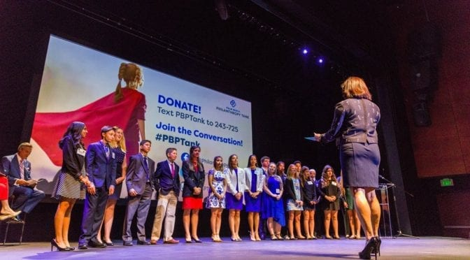 Palm Beach Philanthropy Tank Now Taking Applications from Star Students