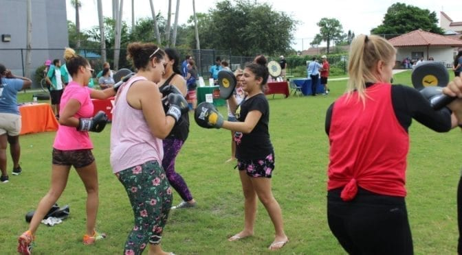 Boca Youth & Adult Sports Promote Healthy Living at the YMCA