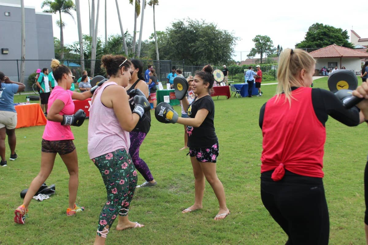 Boca Youth and Adult Sports Promote Healthy Living at the YMCA