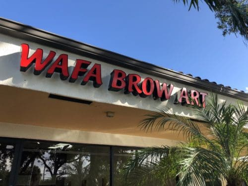 brow services in Boca