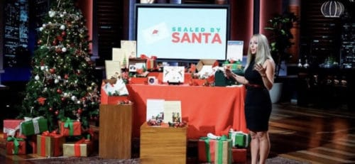 Sealed By Santa from Shark Tank