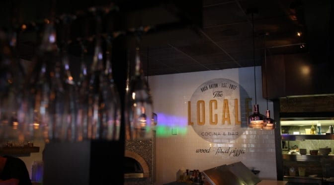 Keeping Dining Locale in Boca Raton