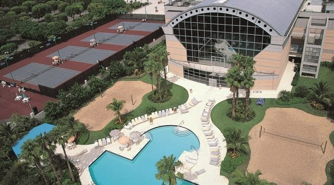 Have the Family 'Day of a Lifetime' at this Boca Raton Athletic Club & Spa