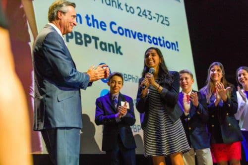 Philanthropy Tank Program