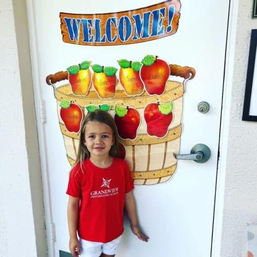 Kindergarten at Grandview Prep