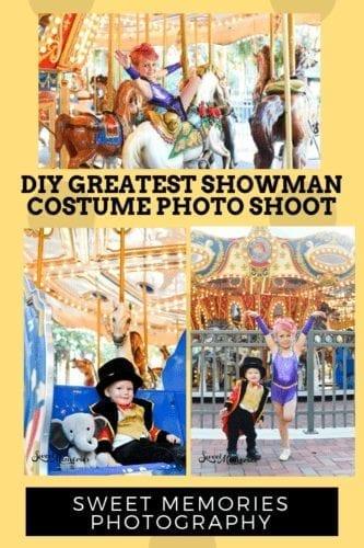 DIY Greatest Showman Costume Anne Zendaya