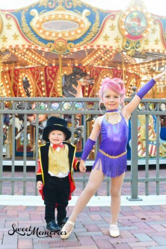 DIY Greatest Showman costume