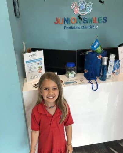 pediatric dental emergency in Boca Raton - Junior Smiles