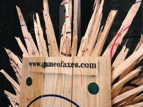 axe throwing near Boca Raton at Game of Axes