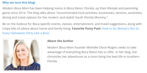 Modern Boca Mom Press | See Where We've Been Featured