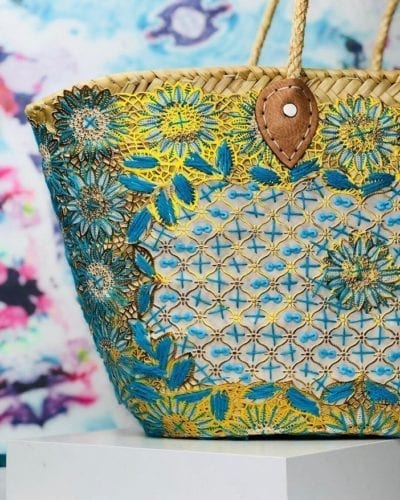 The House of Perna & Neon Bohemians bag