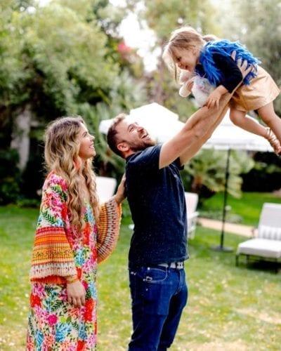 Amanda Perna family