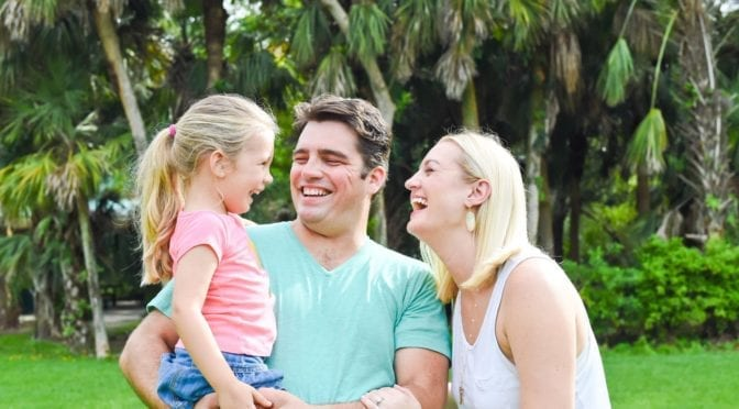 Living a Happy Offline Boca Family Life in an Online World