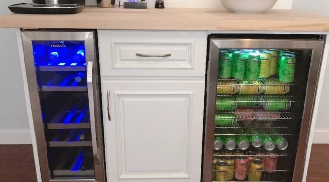 "The Best NewAir Home Beverage Fridge, ""Bar"" None…"