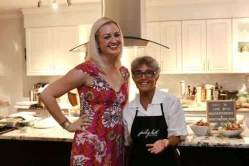 Party Host Helpers Boca Raton + Koki In-home Personal Chef Party